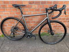 Enigma Evoke (2016) 55 Cm, Titánový Endurance Cestný Bicykel + Chris King + Enve