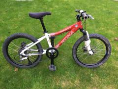 Predám Bike Kona Shred 2-0 Pre 5-7r. Juniora