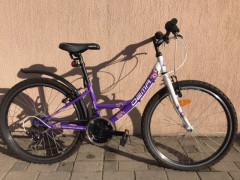 Predám Dievčenský Bicykel Dema Aggy (fialový)