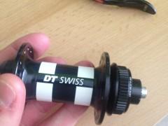 Dt Swiss 350 Predny 28 Cl + Rychloupinak