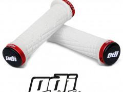 Nové Gripy  Odi Troy Lee Design White / Red