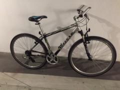 Pánsky Crossový Bicykel