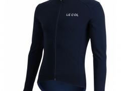 Dres Le Col Pro Aqua Zero Long Sleeve Jersey, Vel. S, Modry
