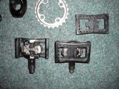 Predám Kazetu Shimano Xt Cs M-8000 A Pedále Spd Pd-m505