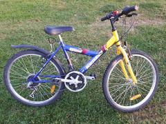 """Detský Bicykel Kenzel Wind 24"""""""