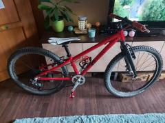 """Ľahký Detský Bike 24"""""""