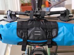 Bikepacking Handlebar Harness + Drybag Roswheel (rezervovane)