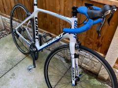 Cestný Karbonový Bicykel Giant Defy M/l Ultegra