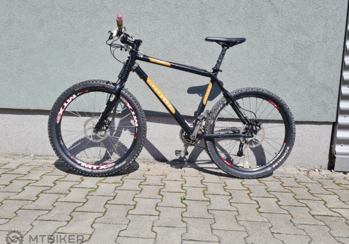 Cannondale F500 2002