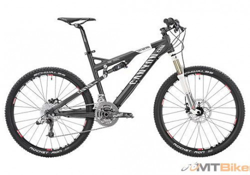 Canyon Lux Mr 8.0 2010
