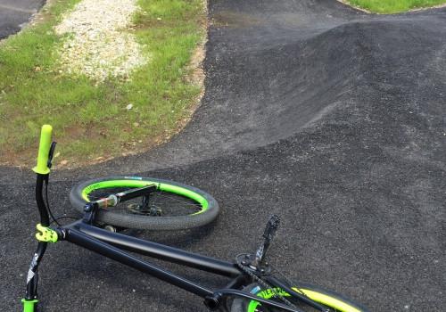 Pump track asfalt