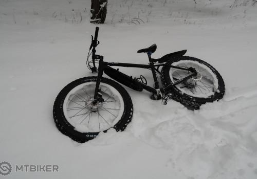 CTM fatbike Zetor 1.0