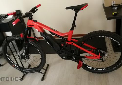 rower baterkowy