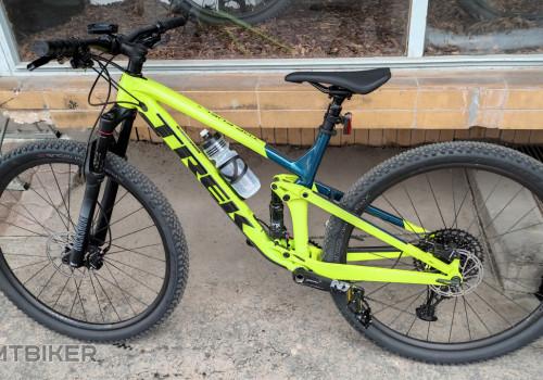 Trek Top Fuel 8 NX 2021