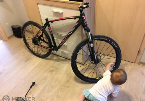 bike s DOminkou