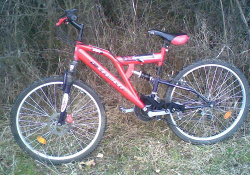 Tesco bike,ktory mi dlho nevydrzal :D