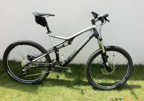 Specialized SJ FSR Elite Carbon 2011