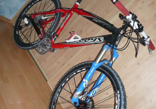 Pôvodná fotka bicykla z TRM