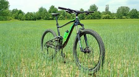 Test: Giant Anthem 2 – univerzálny bike na pohodovú jazdu