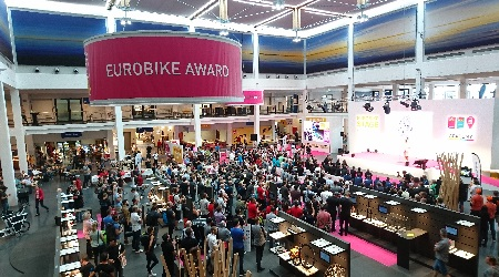 EUROBIKE 2018 – Technické zaujímavosti