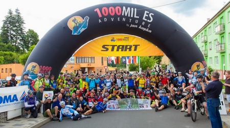 Pozvánka: 1000 Miles Adventure - púť za poznaním svojho vlastného ja