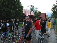 Non - stop cyklojazda Trnava - Rysy