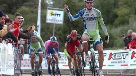 Peter Sagan víťazom úvodnej etapy Giro di Sardegna