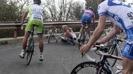 Sagana 17. miesto na Miláno - San Remo neuspokojilo