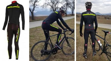 Castelli Thermosuit 2 – netradičný pohľad na zimné oblečenie
