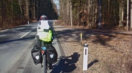 World Bike Travel - príprava v Slovinsku