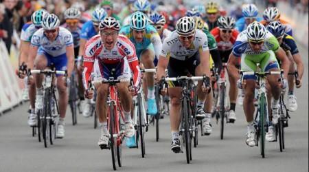 Sagan po 3. mieste v Belgicku končí