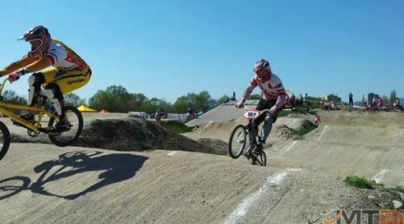 Majstrovstvá Slovenska v BMX 2012
