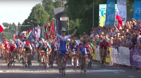 Fantastické: Erik Baška majstrom Európy v cestnej cyklistike