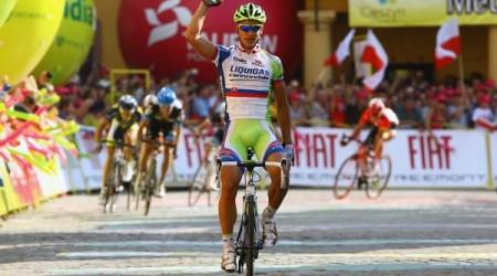 P. Sagan víťazom aj 5. etapy na Okolo Poľska