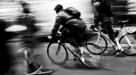 Májové číslo časopisu Cyklistická doprava