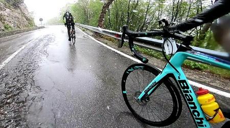 Moje prvé cestné preteky - extrémne podmienky na Gran Fondo Felice Gimondi