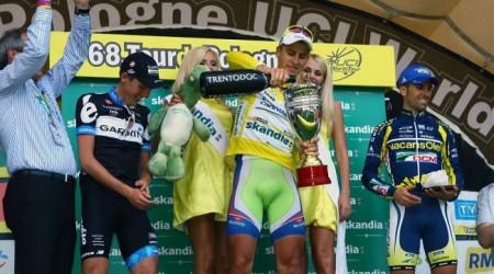 Saganov najväčší úspech, vyhral Okolo Poľska