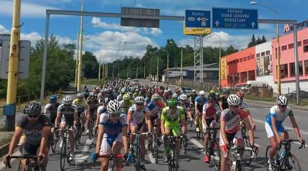 Tretí ročník medzinárodného cyklomaratónu Tour de Prešov premení metropolu Šariša na stredisko cyklistiky na Slovensku