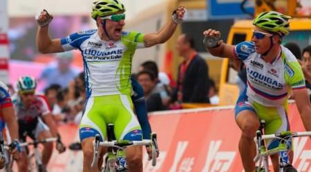Okolo Pekingu - Sagan druhý v 4. etape