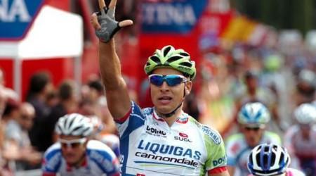 Vuelta - Na záver víťazstvo Sagana, celkový triumf Coba