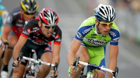 Klöden víťazom 5. etapy, Sagan až na 144. mieste