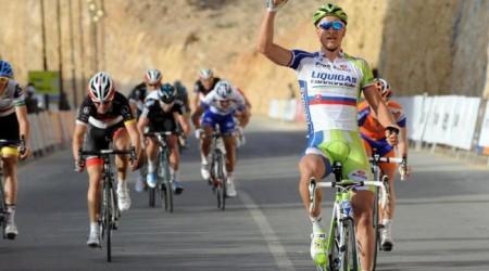 Sagan dosiahol prvý etapový triumf v roku 2012