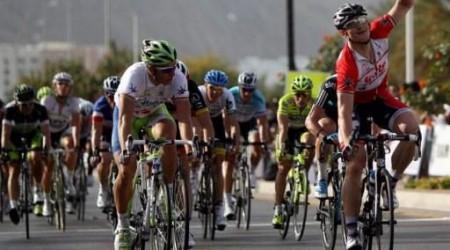 Peter Sagan druhý v 4. etape na Okolo Ománu