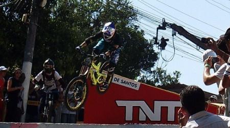 Filip Polc víťazne na Santos Urban DH v Kolumbii