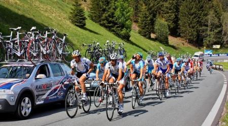 Etapový triumf Ulissiho, na čele naďalej Contador