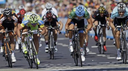 Sagan 7. výhrou v Kalifornii vyrovnal rekord Leipheimera