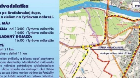 Župná dvadsiatka už zajtra v Bratislave