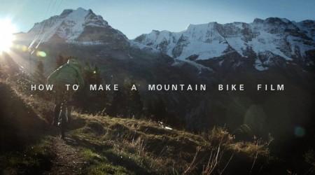Návod na to ako natočiť dobré video o horských cyklistoch