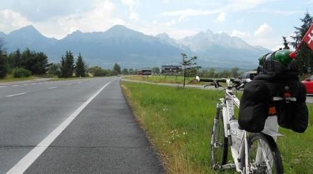 Na bicykli okolo Slovenska 2013