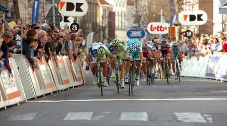 Sagan víťazom 1. etapy VDK-Driedaagse De Panne-Koksijde
